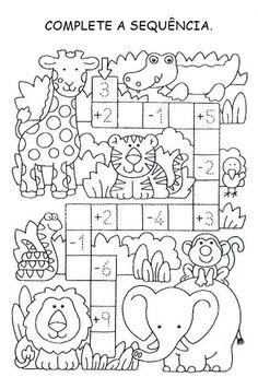 Kids Discover Vera Cunha& media content and analytics Preschool Math Kindergarten Math Teaching Math School Worksheets Worksheets For Kids Math Games Preschool Activities Le Zoo Math Addition Preschool Worksheets, Kindergarten Math, Teaching Math, Math Activities, Preschool Activities, Math Games, Interactive Learning, Kids Learning, Math School