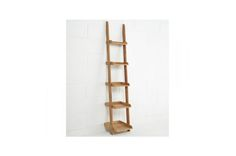Oak Fenton Open Corner Shelving Unit Corner Shelving