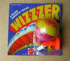 WiZZer- lots of fun! Scratched up my parents linoleum pretty bad ;0)