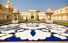 Get married like royalty at the Oberoi Udaivilas, Udaipur.