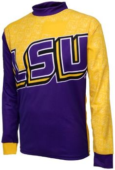 NCAA Lsu Tigers Mountain Bike Cycling Jersey Team Large >>> Want to know more, click on the image.