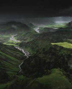 The garden of immortals bensimonrehn ~ Iceland ~