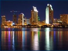 San Diego, California - I actually have been here, but hey who doesn't want to go to Sea World?