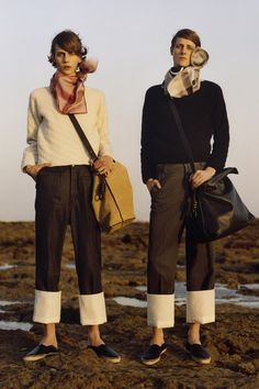 Loewe Spring 2015 Menswear Collection - Vogue