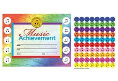 Inkjet and laser compatible, x Pkg. of 30 reward seals Music Awards, Seals, Certificate, Seal, Harbor Seal