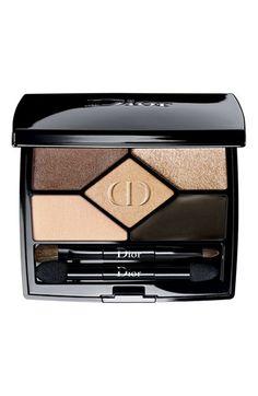 Dior '5 Couleurs Designer' Makeup Artist Tutorial Palette