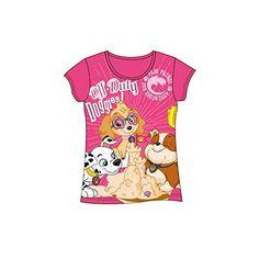 Camiseta Patrulla Canina Paw Patrol team #camiseta #realidadaumentada #ideas #regalo