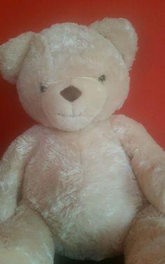 BELKIE Bear 2006 Vintage Collectible Plush Teddy Bear Toy Beige