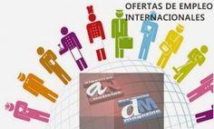 OFERTAS DE EMPLEO INTERNACIONALES | dos mares magazine