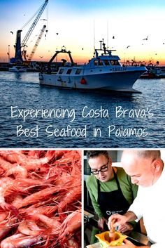 We traveled to Palomos in Costa Brava to taste some of the best seafood in the world. See how we experienced the best of Palamos in a day. via @2foodtrippers