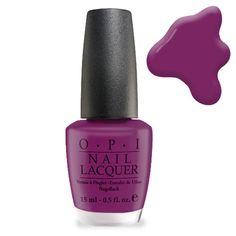 OPI Pamplona Purple | Nails | BeautyBay.com