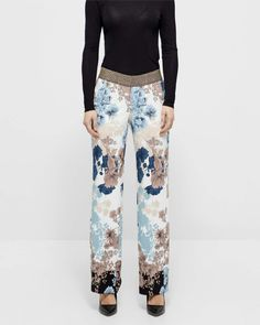 Gustav wide leg pants