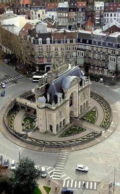 Lille ~ Hauts-de-France, France