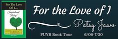 Check out this ‪#‎BookTour‬ featuring, For the Love of I by Patsy Jawo! Learn more about the book and the author here!