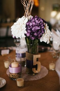 60 Great Unique Wedding Centerpiece Ideas Like No Other | Wedding ...