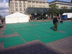 Bergo auf Hamburger Rathausplatz-11 | von bodenheini