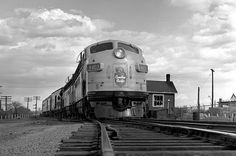 CPR at Ottawa West - May 6, 1963 Ottawa, Trains, Classic, Derby, Classical Music, Train