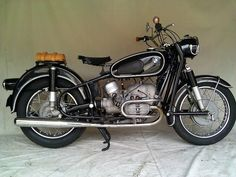 BMW R50/2 Earles - Correct and Original Vintage German Motorcycle
