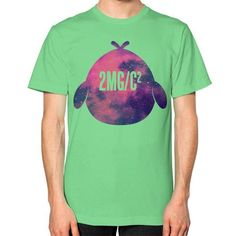 Space Peep Unisex T-Shirt (on man)