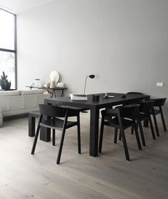 """❙ annaleena ❙ på Instagram: """"Finally! @muutodesign Cover chairs are in the house Fits like a glove with the dinner table """""""