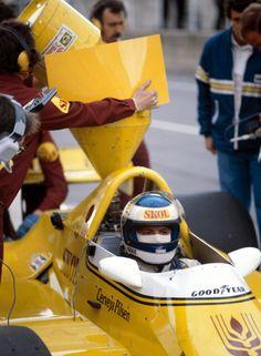 Keke Rosberg Fittipaldi - Ford 1980