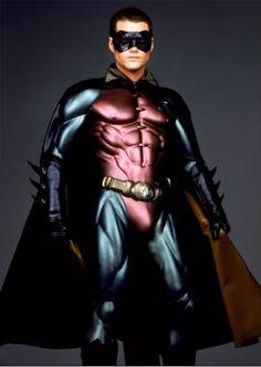 Robin (Chris O' Donnell in Batman Forever) Batman And Robin Movie, Im Batman, Batman Family, Batman Art, Gotham Batman, Movies And Series, Dc Movies, Nightwing, Batgirl
