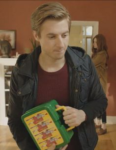 """""""Rory's lunchbox has Romans on it. And it's plastic."""" Non-Whovians don't understand why this is hilarious."""