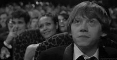 """they asked me if i'm going to miss Harry Potter. I just laughed...I found it a dumb question. I lived ten years as Ron and now, it's like I'm missing a big part of me"" -Rupert Grint"
