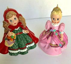 Amazon Christmas, Christmas Items, Vintage Christmas, Christmas Ornaments, Christmas Tree Candle Holder, Hallmark Keepsake Ornaments, Hallmark Christmas, Red Queen, Madame Alexander