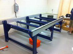 CNC frame