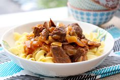 The Bitchin' Kitchin': Slow Cooker Hungarian Goulash (stew version) Goulash Recipes, Slow Cooker Recipes, Crockpot Recipes, Crockpot Dishes, Crock Pot Cooking, Hungarian Recipes, Veggie Dishes, Main Meals, Main Dishes