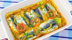 How To Cook Fish, Sardinia, International Recipes, Quiche, Seafood, Make It Yourself, Cooking, Breakfast, Kitchens
