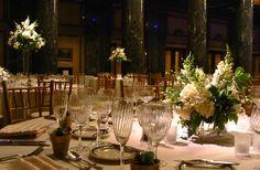 Carnegie Music Hall Foyer wedding