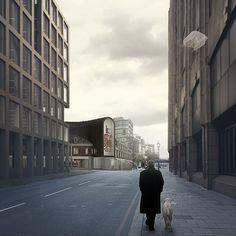 BIG . new museum at west smithfield . london (1)