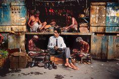 On Foot | Steve McCurry