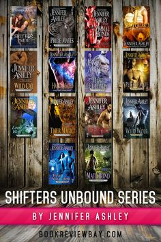 Pride Mates (Shifters Unbound #1) by Jennifer Ashley   Book Review Bay   Romance Book Blog