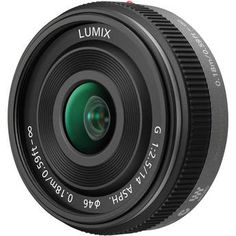 Panasonic Lumix G 14mm f/2.5 ASPH Lens H-H014 B&H Photo Video