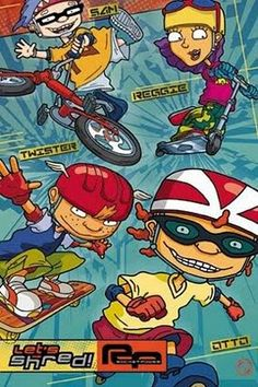 lots of look & finds rocket power Rocket Power, Classic Cartoons, Cool Cartoons, Childhood Tv Shows, Childhood Memories, Cartoon Tv, Cartoon Characters, Power Tv Show, Original Power Rangers