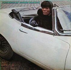 Dionne Warwick - Freewheelin' Dionne Warwick - album cover