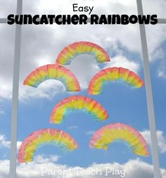 suncatcher rainbows