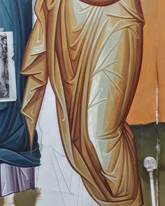 Greek Icons, Paint Icon, Byzantine Icons, Orthodox Icons, Fabric, Painting, Art, Tejido, Art Background