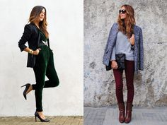 Look outfit autunno inverno 2012 2013 ispirazione   Outfits look inspiration for fall winter 2012 2013  www.ireneccloset.com