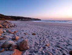 Sennen beach, Cornwall