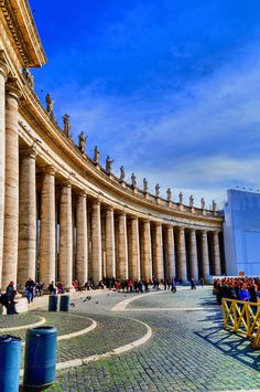Vatican City - Been here but not for mass.  Would love to do that!
