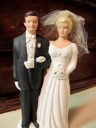 wedding cake topper Vintage Cake Toppers, Wedding Cake Toppers, Wedding Cakes, Wedding Gowns, Groom, Bride, Vintage Weddings, Collection, Dresses