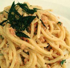 Tinapa Pasta #Homecooking I Foods, Ninja, Noodles, The Cure, Spaghetti, Pasta, Fish, Dreams, Ethnic Recipes