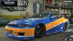 Gta 5 Online, Nissan Silvia, Youtube, Youtubers, Youtube Movies