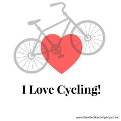 Share if you love cycling too!