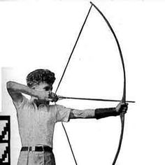Build a Wooden American Flat Bow Plans