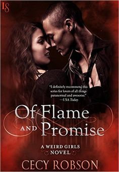 8 best 2016 contemporary romance book covers images on pinterest of flame and promise by cecy robson weird girls on sale loveswept paranormal romance ebook perfect for fans of keri arthur and bella forrest fandeluxe Image collections